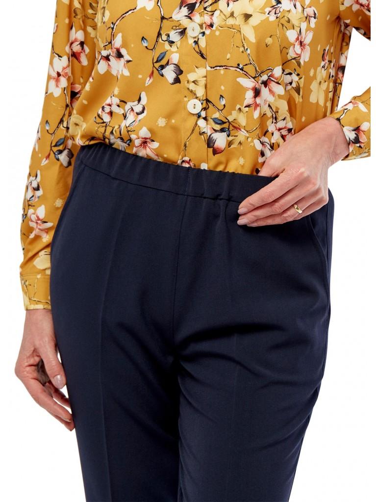 7180  Pantalon verhoogd rugpand