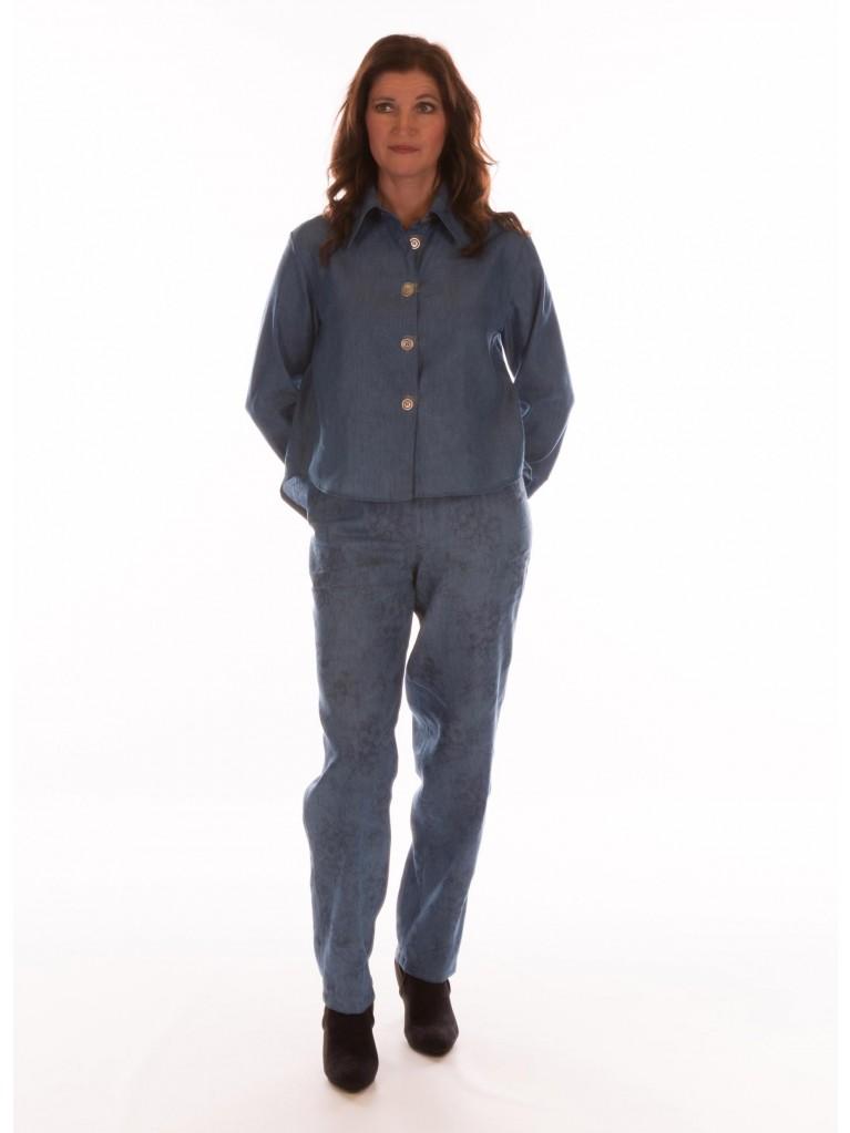 7183 Dames pantalon met zit-snit