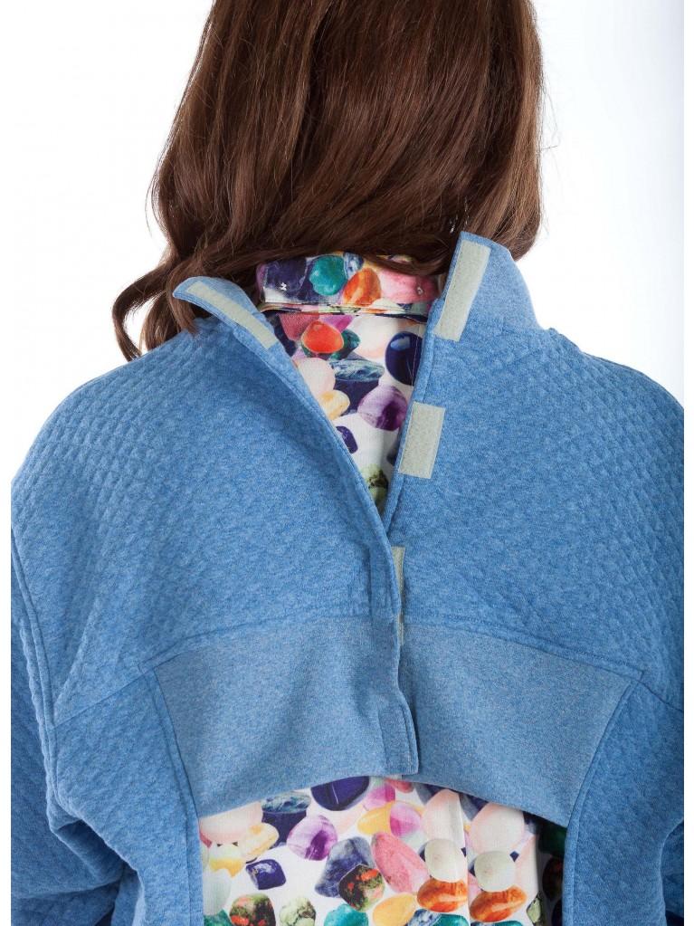 7252 Dames vest