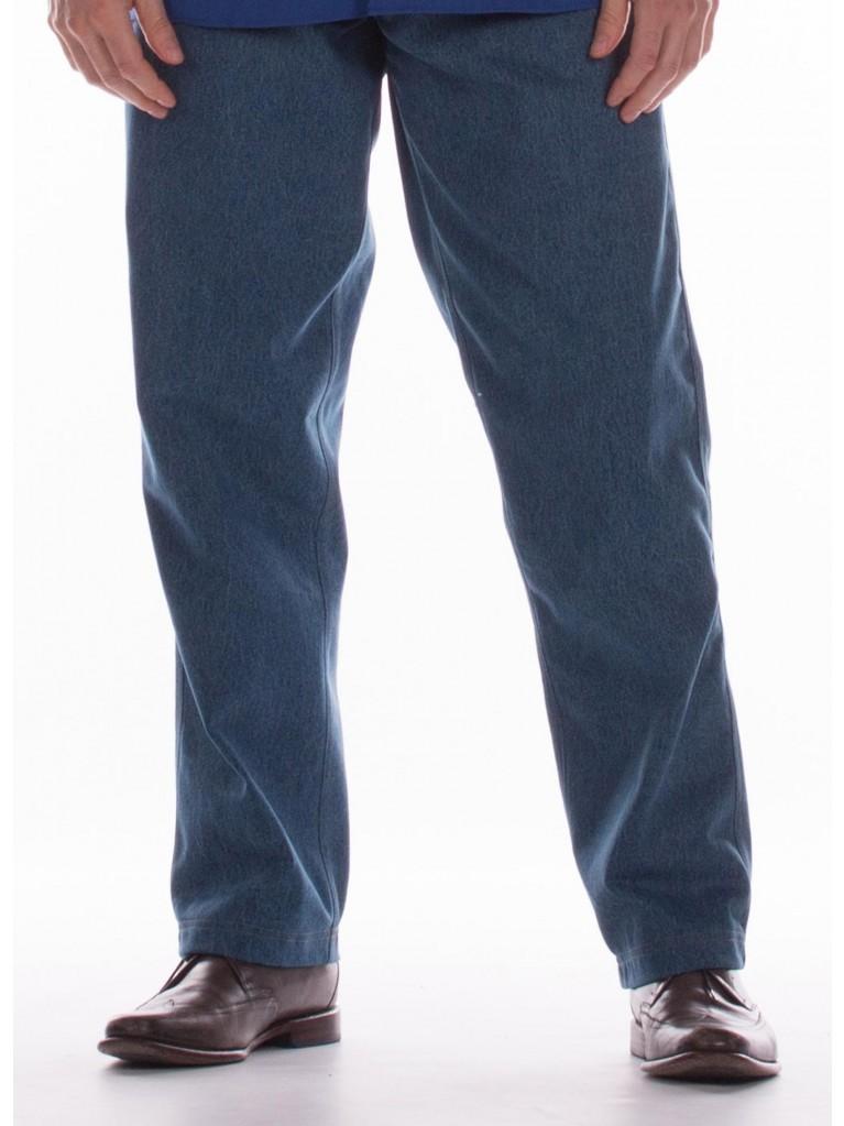 7173 Pantalon met elastische band