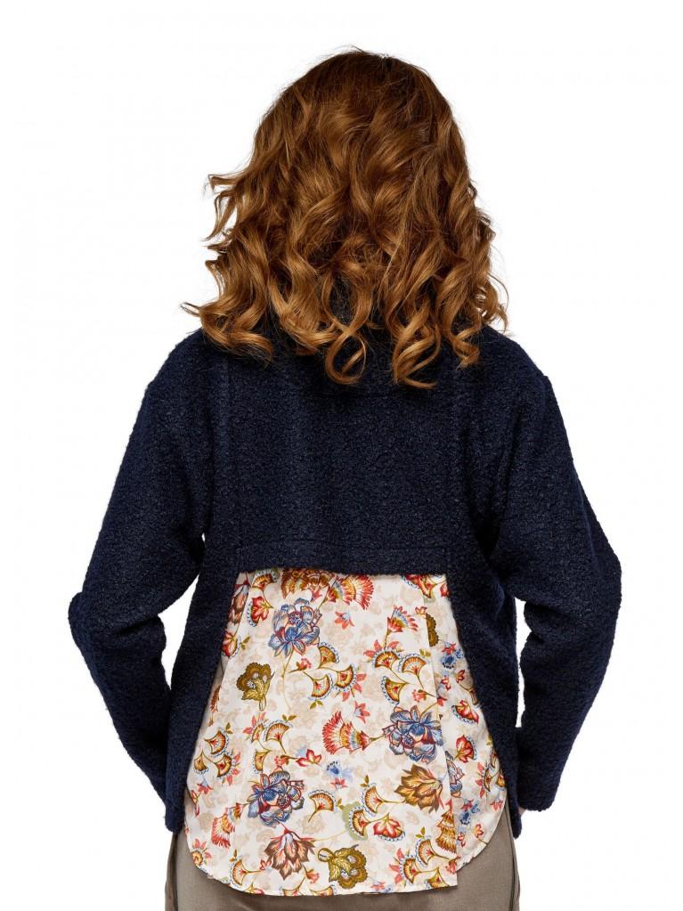 7262 Rolstoel dames vest
