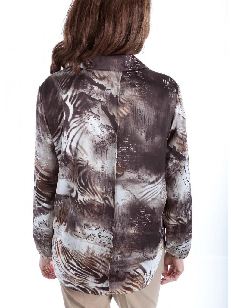 7263 Aangepaste Dames blouse