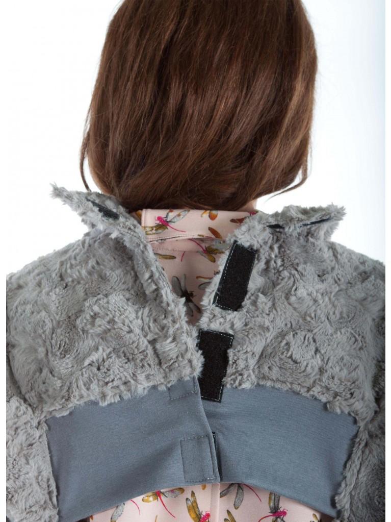 7314 Luxe jas voor Dames