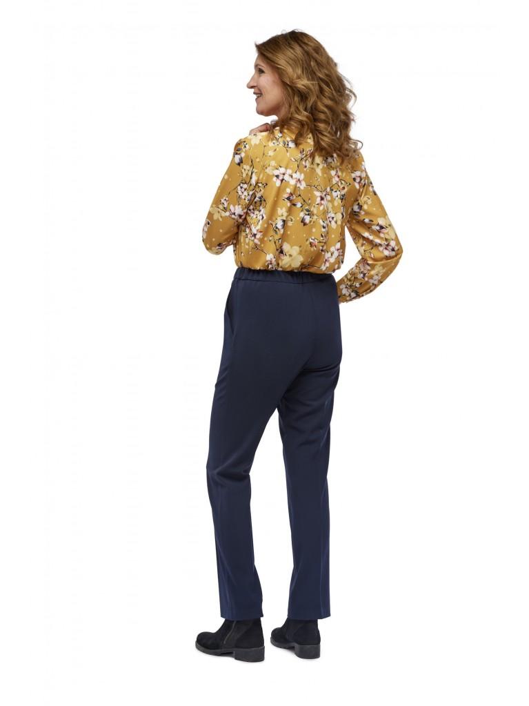 7185 Pantalon met elastische band