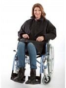 rolstoel jas dames