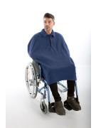 rolstoelcape zomer