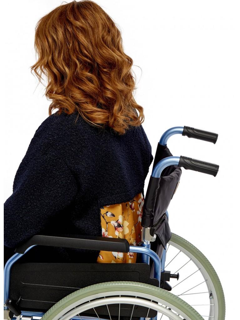 7262 Rollstuhlfahrer Sweater