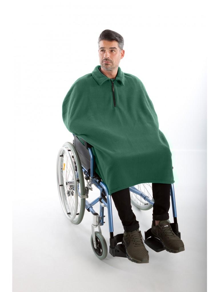 7397 Fleece Cape ohne Arm