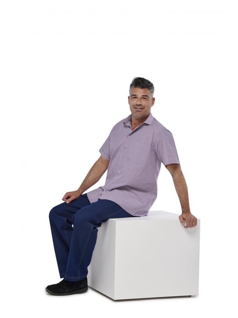 7170 Herren Hose mit Sitzschnitt