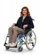 Rollstuhlfahrer Cardigan