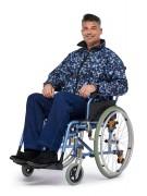 Rollstuhljacke Sommer