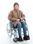 Rollstuhl Winterjacke
