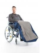 Beindecke Rollstuhl
