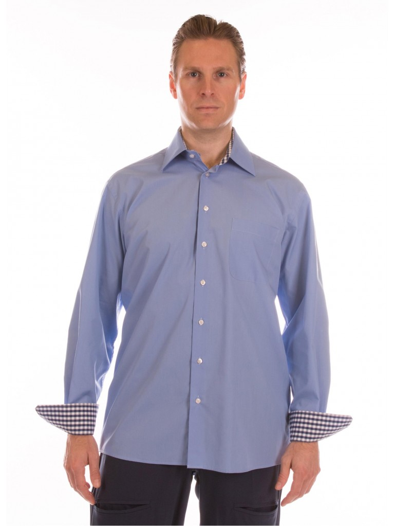 7255 Men's shirt long sleeves