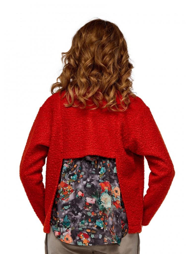 7262 Wheelchair Sweater