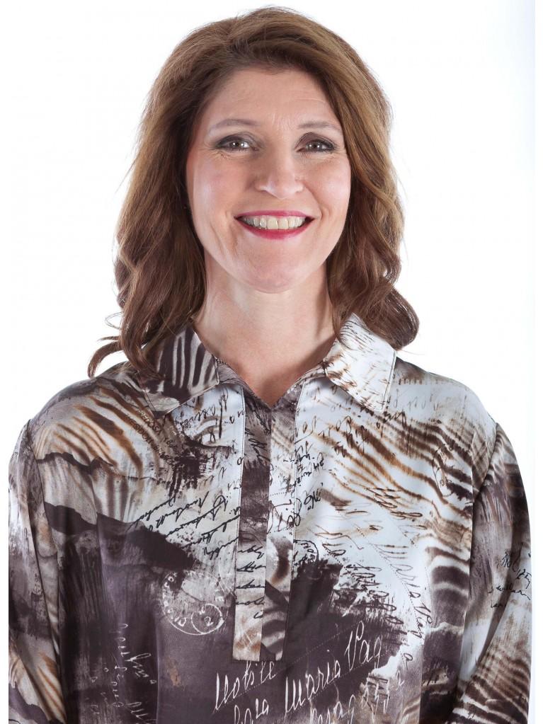 7263 Adaptive women's blouse