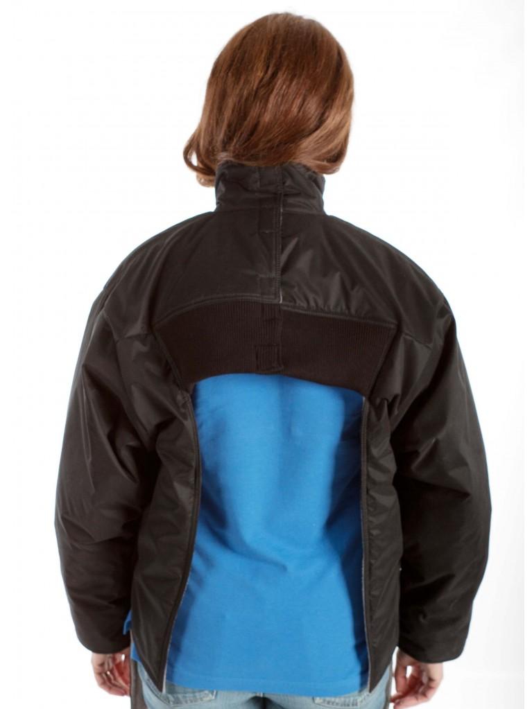 7322 Summer full zip long coat