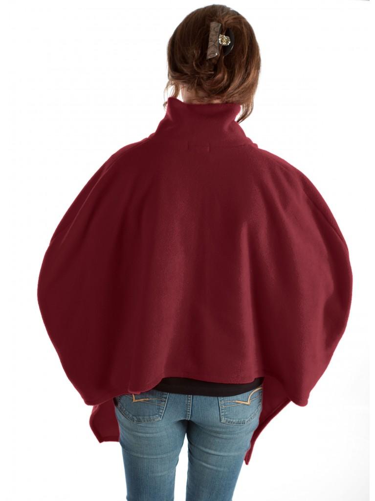 7387 Cape fleece no sleeves