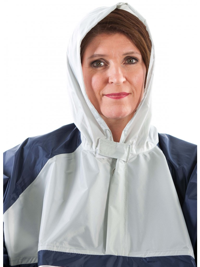 7400 Adult's rain cape with hood