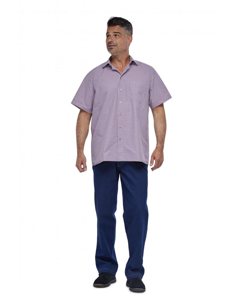 7170 Men's trousers higher back