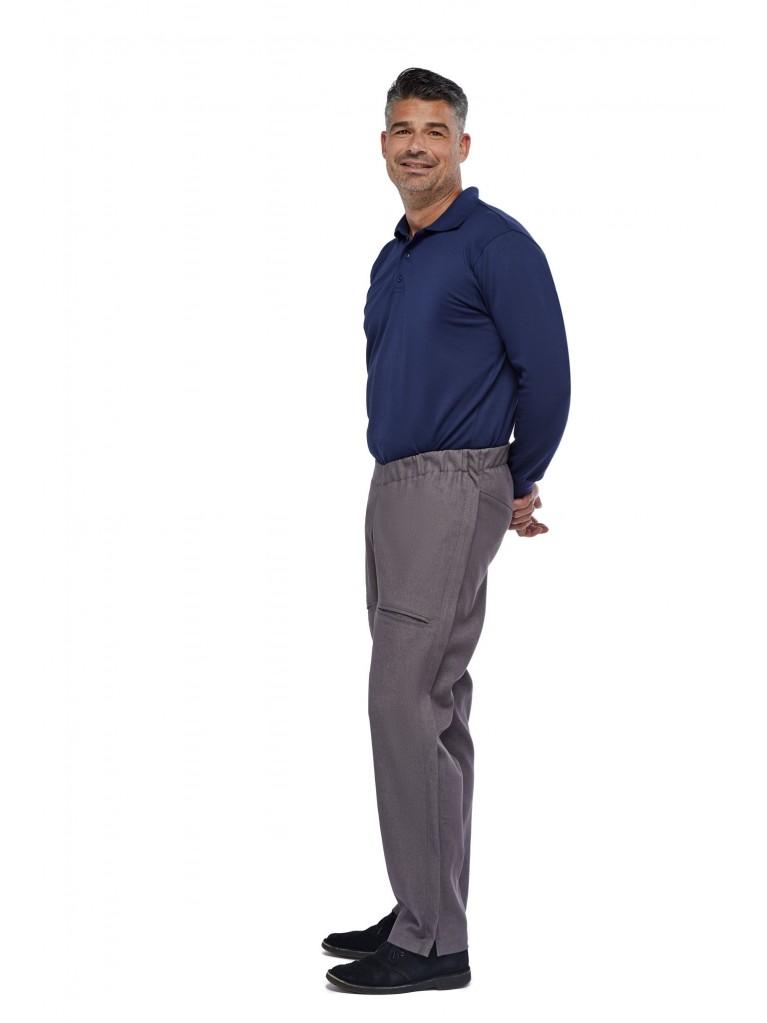 7171 Men' s trousers side zipper