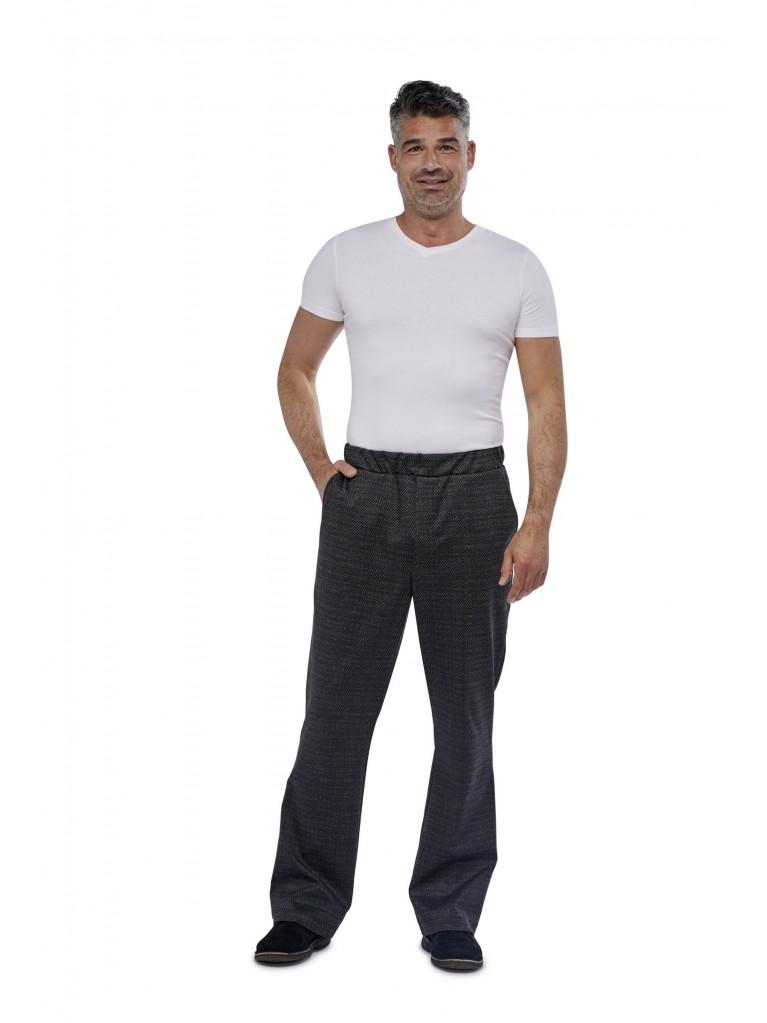 7175 Trousers elasticized waist